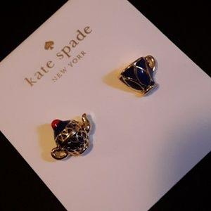 New! Kate Spade Tea Time Earrings!